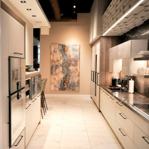 Scarsdale-showroom-galley-kitchen
