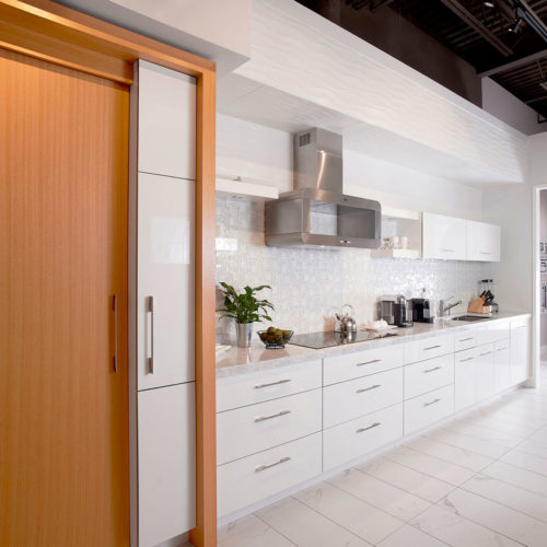 Scarsdale-showroom-galley-kitchen-white
